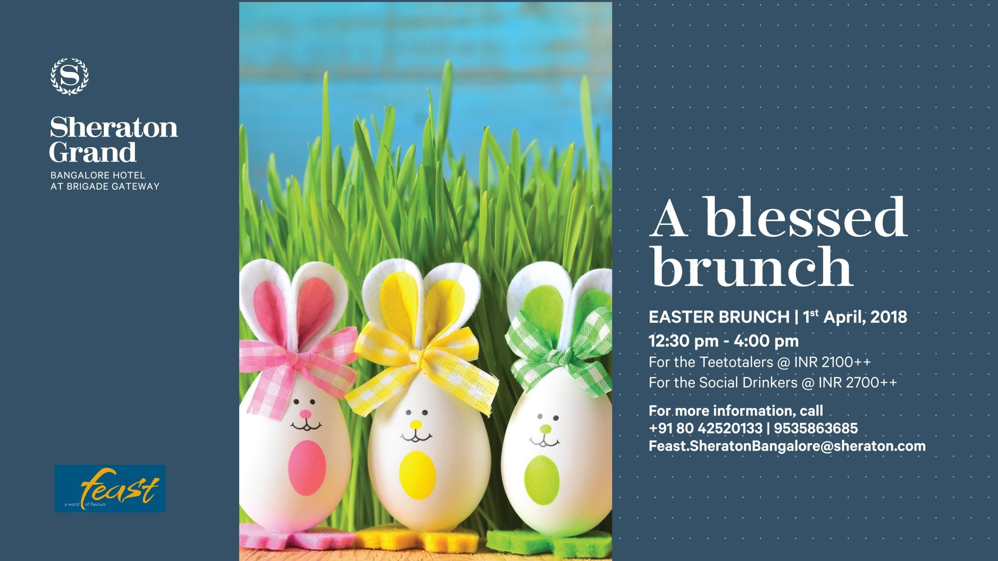 Grand Easter Brunch